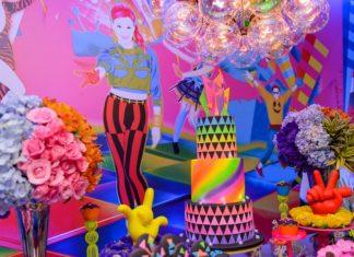 Neon - Georgia Festas