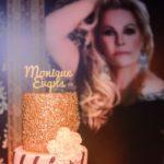 60 ANOS BLACK AND GOLD - Monique Evans - Georgia Festas