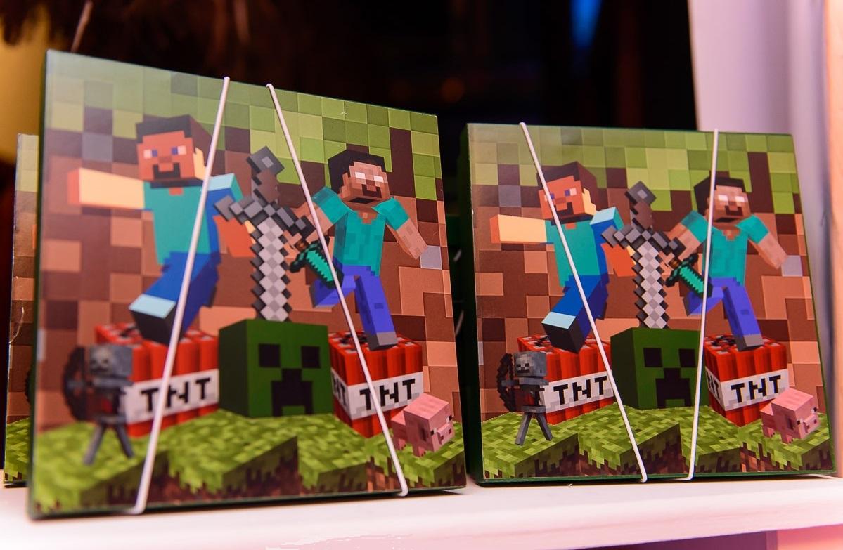 Minecraft - Georgia Festas
