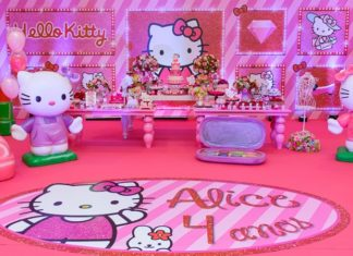 Hello kitty -Georgia Festas
