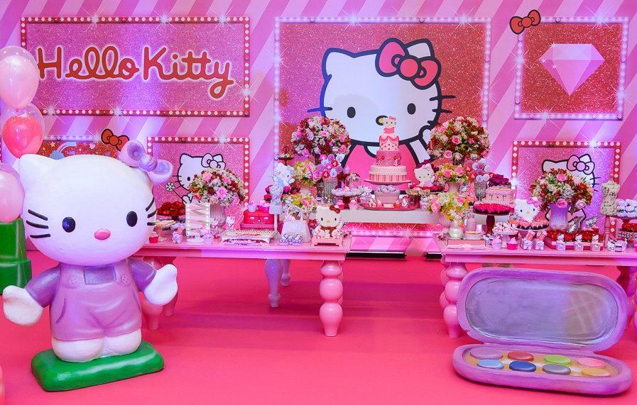 Hello kitty -Georgia Festas
